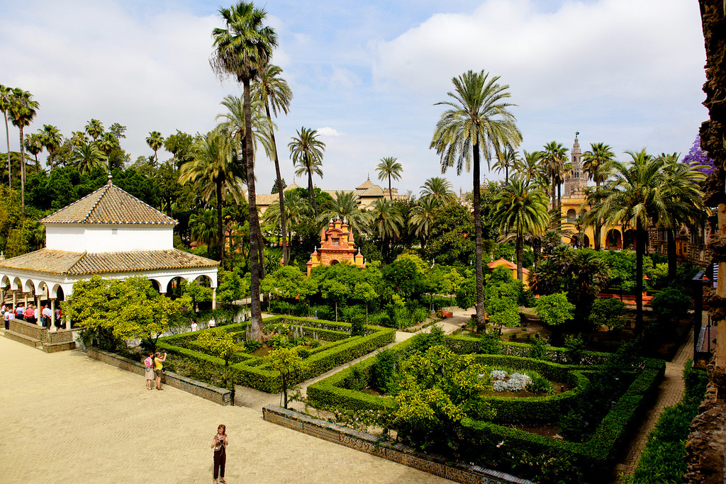 sevilla-gardens-of-palacio-real
