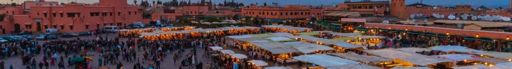 Andalusia and Morocco, Perfect Mix for your groups